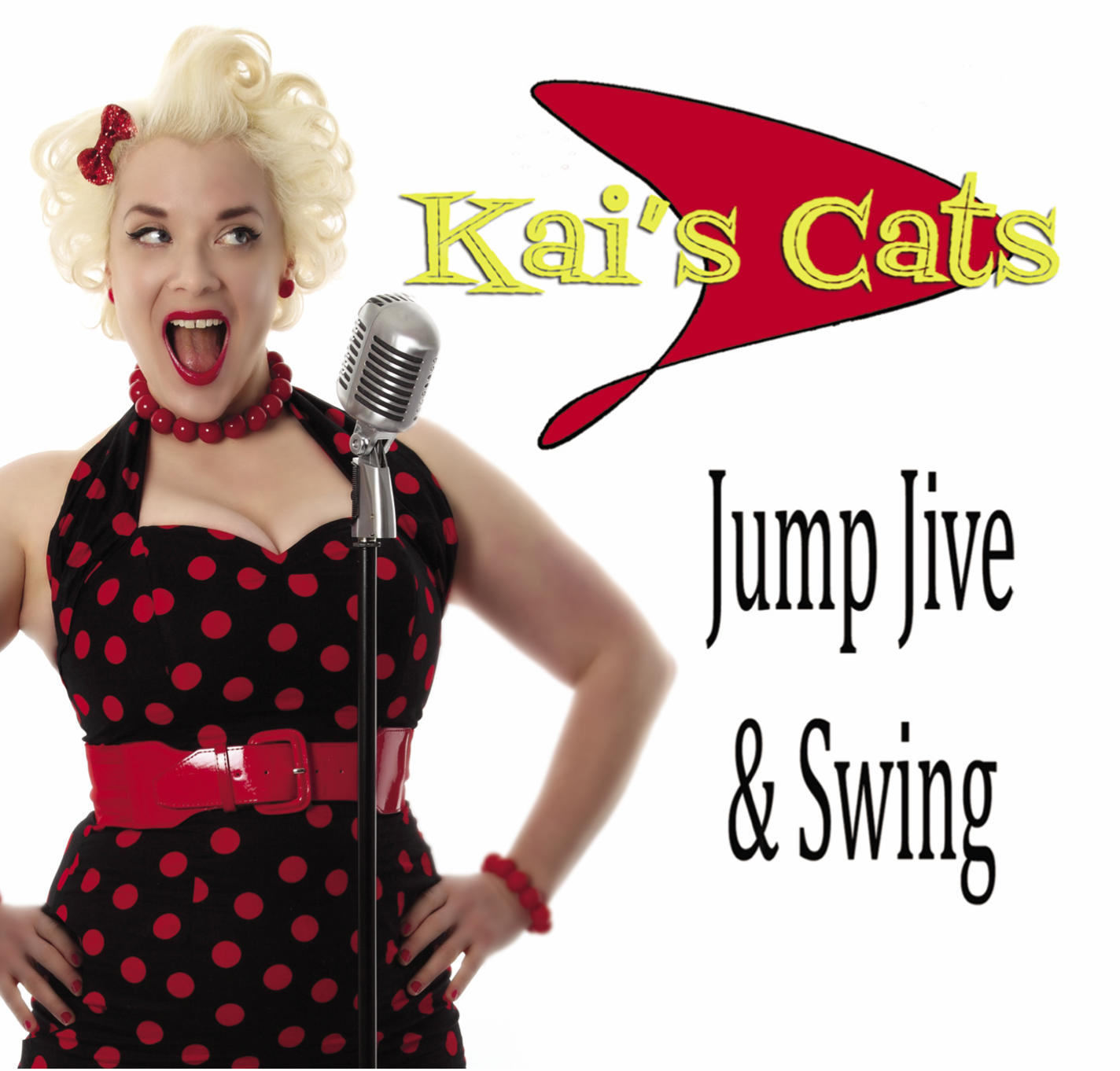 Jump Jive and Swing Album Cover